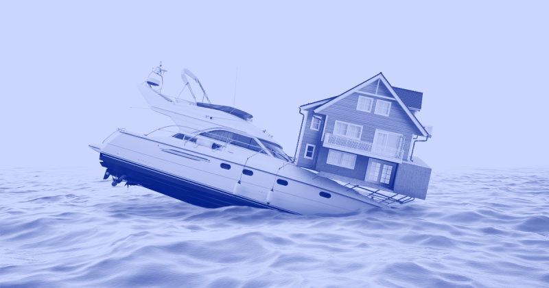 Boat on the House